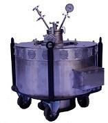 دستگاه همزن الکترومغناطیسی مذاب فلزات
