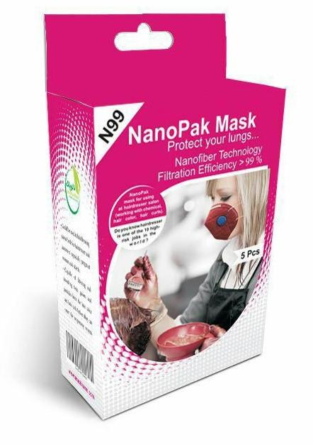 ماسک تنفسی آرایشی و بهداشتی