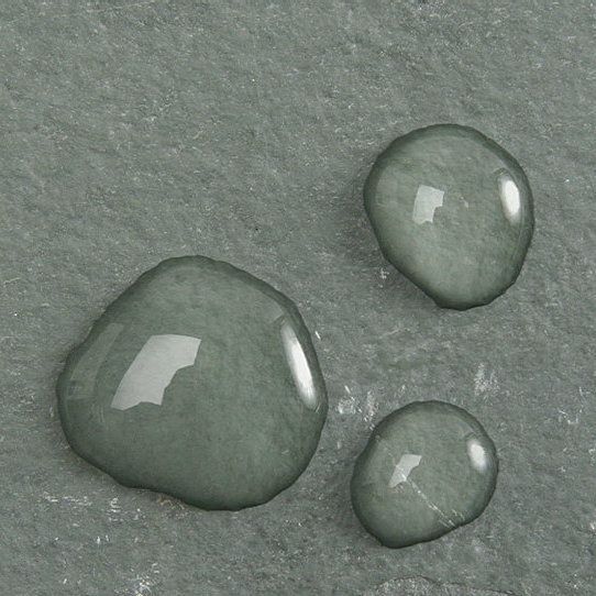 محلول دوجزئی ایجادکننده پوشش آب گریز روی سنگ حاوی نانوذرات