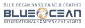 نانو رنگ ها و پوشش های اقیانوس آبی