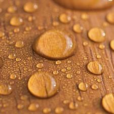 محلول ایجاد کننده پوشش فوق آب گریز روی چوب حاوی نانو ذرات
