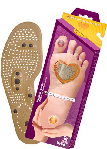 کفی کفش ماساژدهنده مغناطیسی آنتیباکتریال پا به پا