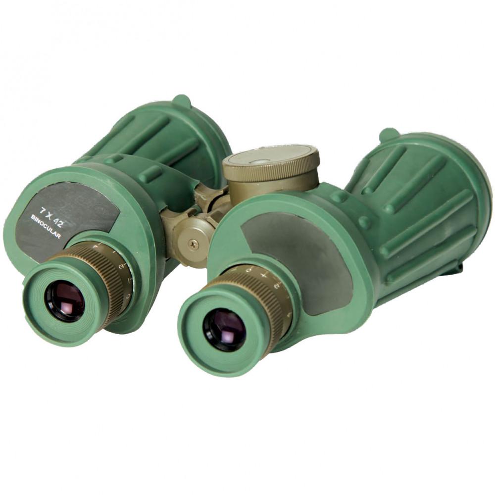 دوربین دو چشمی با عدسی دارای پوشش نابازتابنده