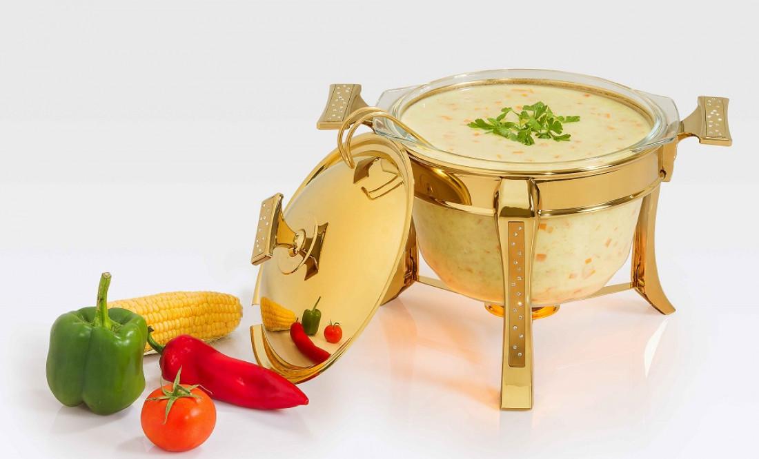 سوپ خوری طلایی