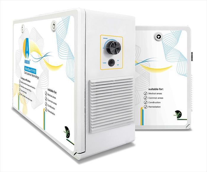 تصفیه و ضد عفونی کننده هوا مبتنی بر فناوری نانو