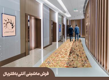 اسلایدر فرش ایرانی؛ عاری از باکتری و عوامل بیماریزا