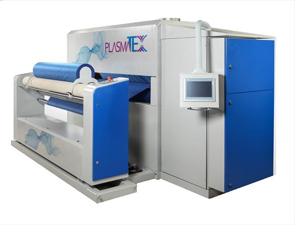 سامانه پردازش پلاسمایی منسوجات (PlasmaTex)