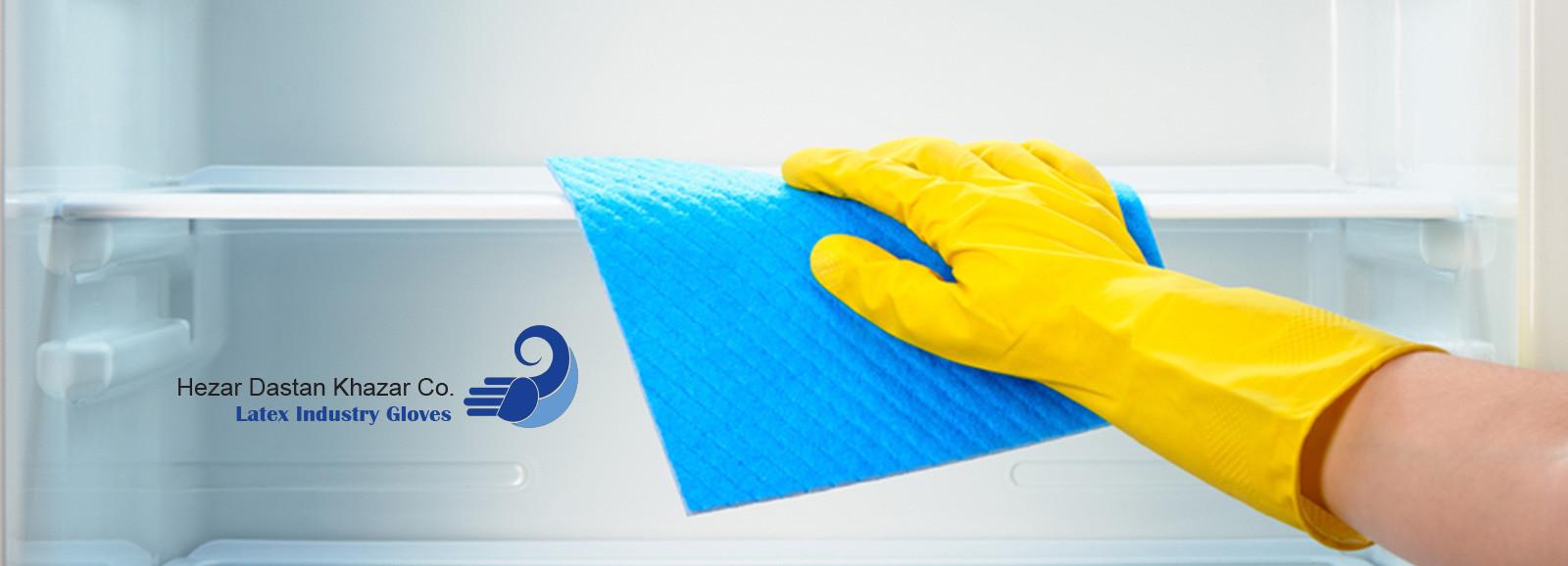دستکش خانگی آنتی باکتریال