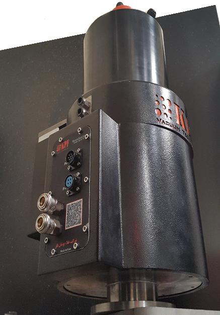 دستگاه لایه نشانی تبخیر فیزیکی با استفاده از پرتو الکترونی