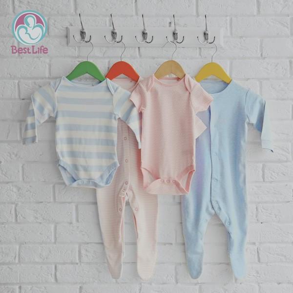 لباس نوزاد پنبهای آنتیباکتریال