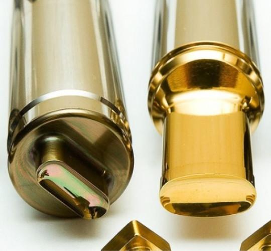خدمات پوششدهی سخت و مقاوم به سایش سنبه و ماتریس