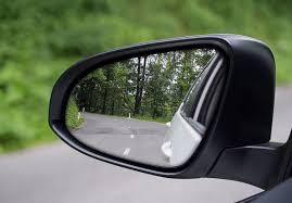آینه خودرو با پوشش آنتی رفلکس