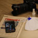 ماسک 6 لایه N95 حاوی نانوالیاف