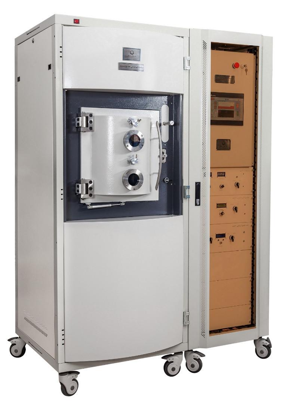 دستگاه لایه نشانی اسپاترینگ مغناطیسی DC/RF (سری Omega)