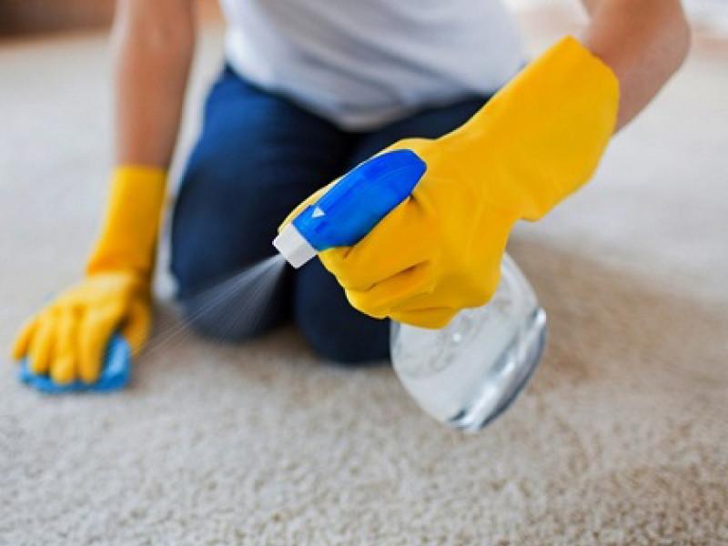 اسپری پاککننده فرش و موکت