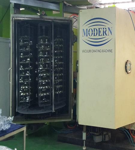دستگاه لایه نشانی فاز بخار به روش قوس کاتدی