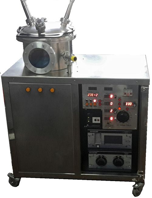 دستگاه لایه نشانی اسپاترینگ مغناطیسی