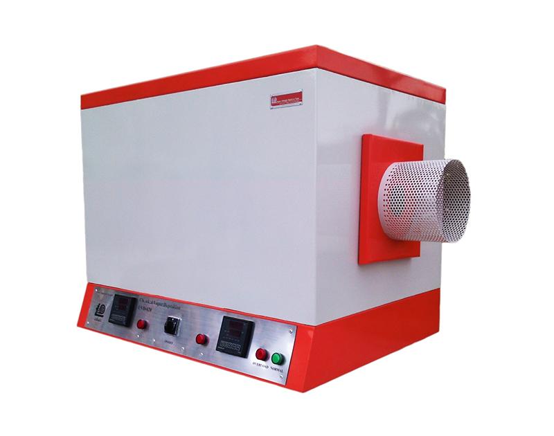 دستگاه لایه نشانی شیمیایی بخار