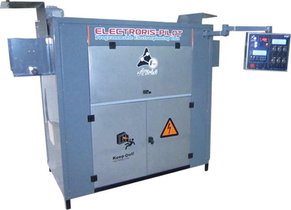 دستگاه الکتروریسی نیمه صنعتی