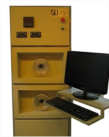 دستگاه لایه نشانی شیمیایی بخار به کمک پلاسما DC