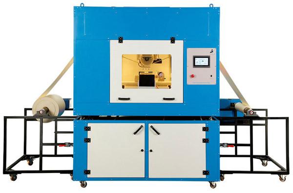 دستگاه الکتروریسی دمشی نیمه صنعتی
