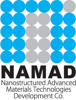 توسعه فناوریهای پیشرفته مواد نانو ساختار نماد