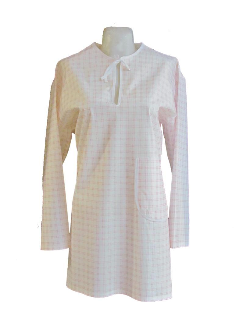 لباس غیر استریل یک بار مصرف بیمار حاوی نانوذرات نقره با خاصیت آنتی باکتریال